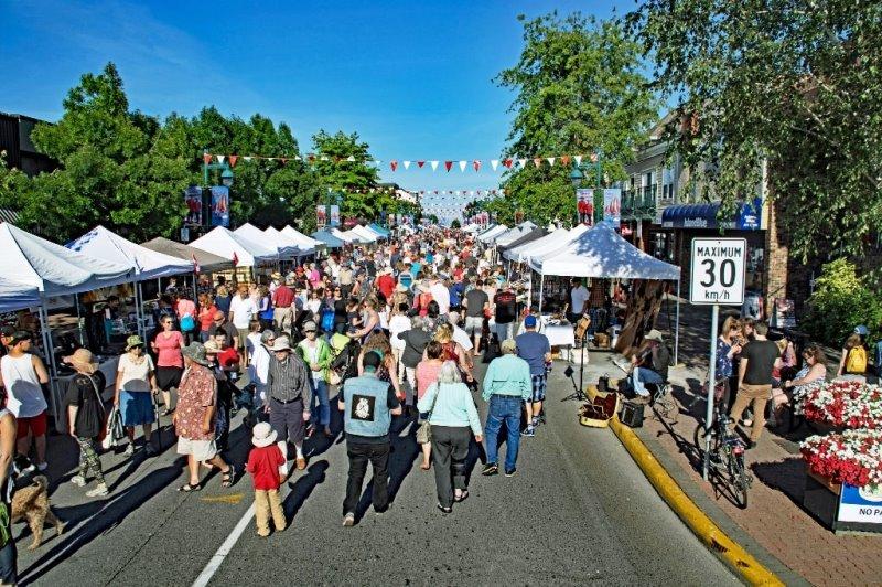 Sidney Street Market